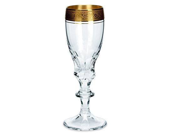 Лафитная рюмка Bernadotte 13,5 см производства Theresienthal купить в онлайн магазине beau-vivant.com