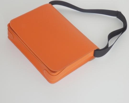 Сумка Besace Orange производства MIDIPY купить в онлайн магазине beau-vivant.com