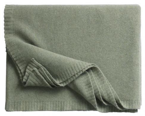 Кашемировый плед Biella 5 (цвет хаки)