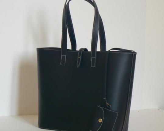 Сумка Cabas Grand Noir производства MIDIPY купить в онлайн магазине beau-vivant.com
