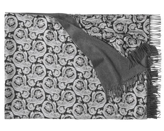 Двухсторонний плед Como 630/266 (шёлк и кашемир) производства Eagle Products купить в онлайн магазине beau-vivant.com