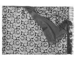 Двухсторонний плед Como 630/266 (шёлк и кашемир)