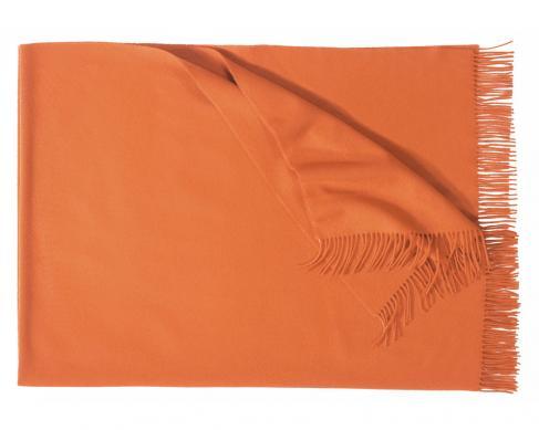 Плед из шерсти Corsica (оранжевый)