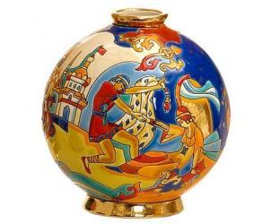 Шарообразная ваза Danse magique 18 см