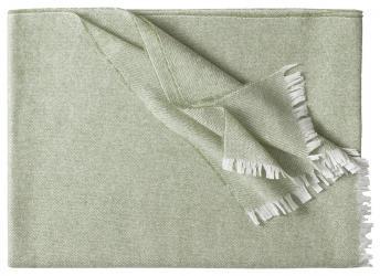 Плед из шёлка и кашемира Donna (100)