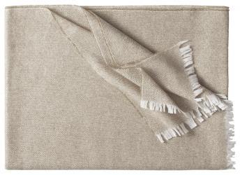 Плед из шёлка и кашемира Donna (103)
