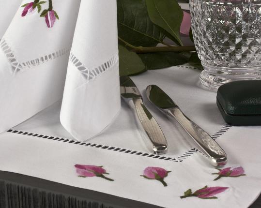 Скатерть Rosen 180 x 300 см производства ERI Textiles купить в онлайн магазине beau-vivant.com