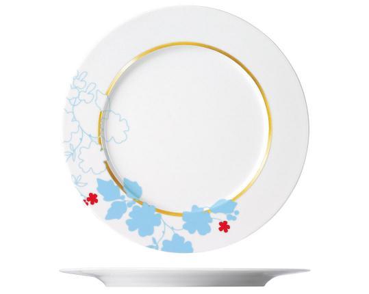 Тарелка обеденная Emperor's Garden 29 см  производства Sieger by Fürstenberg купить в онлайн магазине beau-vivant.com