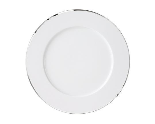 Тарелка обеденная Treasure Platinum 29 см производства Sieger by Fürstenberg купить в онлайн магазине beau-vivant.com