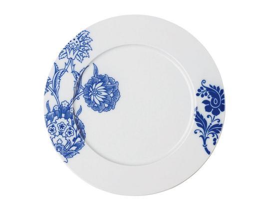 Тарелка обеденная Wunderkammer 29 см  производства Sieger by Fürstenberg купить в онлайн магазине beau-vivant.com
