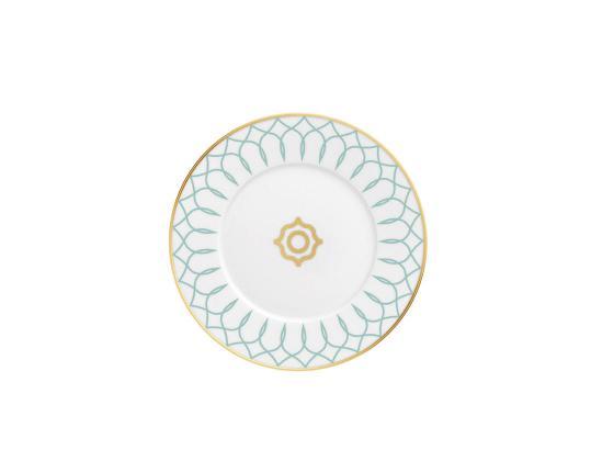 Тарелка пирожковая Carlo Este 16 см производства Fürstenberg купить в онлайн магазине beau-vivant.com