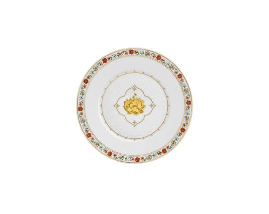 Тарелка пирожковая Rajasthan3 16 см производства Fürstenberg купить в онлайн магазине beau-vivant.com
