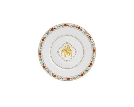 Тарелка пирожковая Rajasthan4  16 см производства Fürstenberg купить в онлайн магазине beau-vivant.com