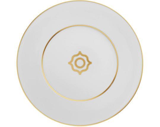 Тарелка подстановочная Carlo Oro 32 см производства Fürstenberg купить в онлайн магазине beau-vivant.com