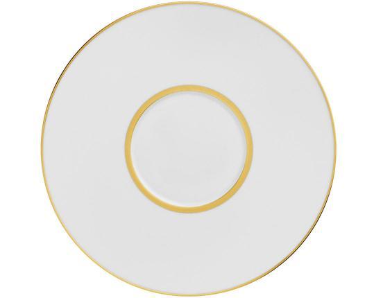 Тарелка гурме Carlo Oro 29 см производства Fürstenberg купить в онлайн магазине beau-vivant.com