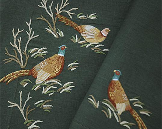 Дорожка Fasan 55 см х 150 см производства ERI Textiles купить в онлайн магазине beau-vivant.com