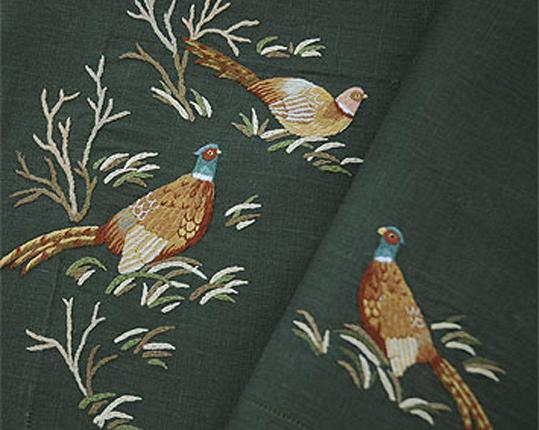 Набор салфеток 6 шт Fasan 50 см х 50 см производства ERI Textiles купить в онлайн магазине beau-vivant.com