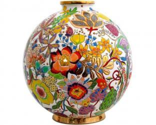Шарообразная ваза Flora Coloniale 38 см