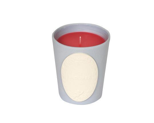 Ароматическая свеча Fraise des Bois производства Ladurée купить в онлайн магазине beau-vivant.com