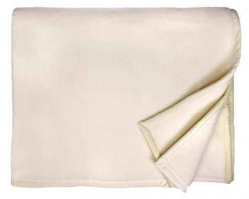 Шерстяной плед Genf (цвета натуральной шерсти)