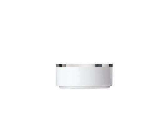 Чаша цилиндрическая Treasure Platinum 11,5 см производства Sieger by Fürstenberg купить в онлайн магазине beau-vivant.com
