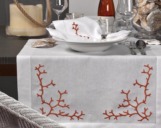 Набор салфеток Koralle 6 шт производства ERI Textiles купить в онлайн магазине beau-vivant.com