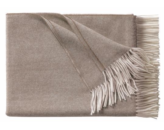 Плед Lugano (бежевый) производства Eagle Products купить в онлайн магазине beau-vivant.com