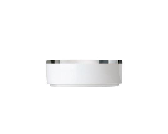 Чаша цилиндрическая Treasure Platinum 15,5 см производства Sieger by Fürstenberg купить в онлайн магазине beau-vivant.com