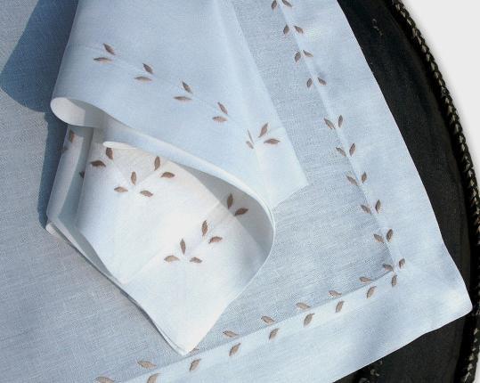 Набор салфеток Marie Natur  6 шт производства ERI Textiles купить в онлайн магазине beau-vivant.com