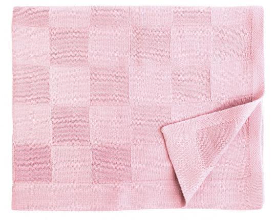 Шерстяной розовый детский плед Moritz  производства Eagle Products купить в онлайн магазине beau-vivant.com