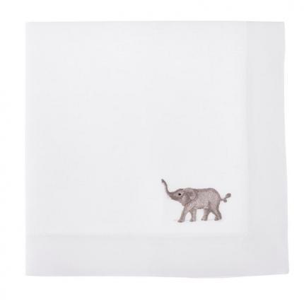 Салфетка Africa, Elephant 1 шт производства ERI Textiles купить в онлайн магазине beau-vivant.com