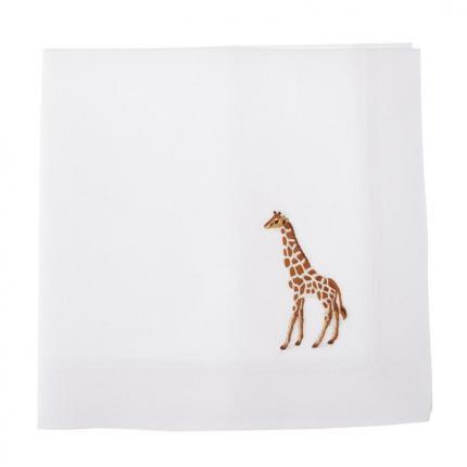 Салфетка Africa, Giraffe 1 шт производства ERI Textiles купить в онлайн магазине beau-vivant.com