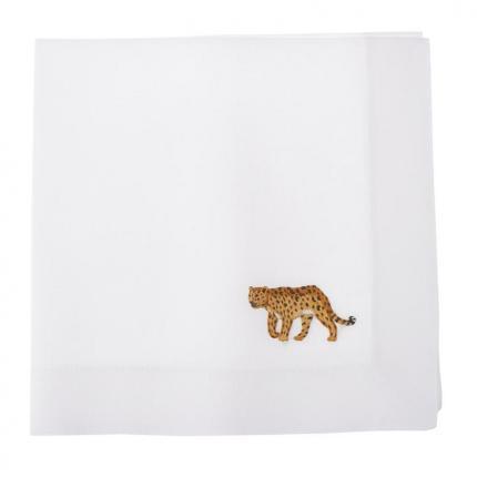 Салфетка Africa, Leopard 1 шт производства ERI Textiles купить в онлайн магазине beau-vivant.com