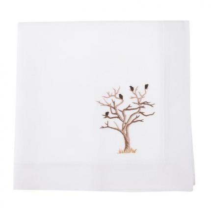 Салфетка Africa, Tree 1 шт производства ERI Textiles купить в онлайн магазине beau-vivant.com