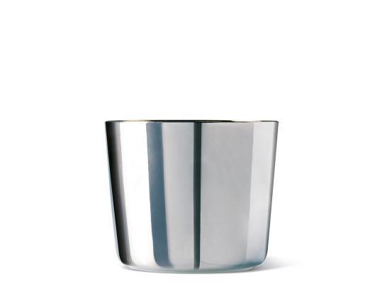 Кубок для шампанского Sip of Gold Platinum Plain производства Sieger by Fürstenberg купить в онлайн магазине beau-vivant.com