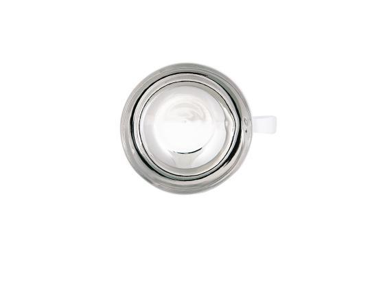 Чашка для чая Treasure Platinum 200 мл, с платиновым покрытием производства Sieger by Fürstenberg купить в онлайн магазине beau-vivant.com