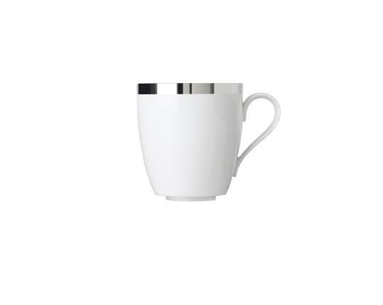 Чашка для кофе Treasure Platinum 250 мл производства Sieger by Fürstenberg купить в онлайн магазине beau-vivant.com