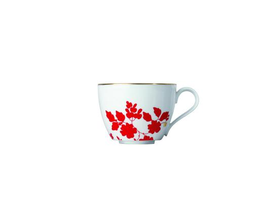 Чашка для кофе Emperor's Garden 200 мл закругленная  производства Sieger by Fürstenberg купить в онлайн магазине beau-vivant.com