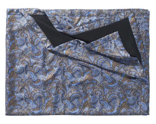 Двухсторонний плед Orient 632/220 (шёлк и кашемир) производства Eagle Products купить в онлайн магазине beau-vivant.com
