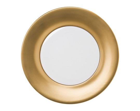Подстановочная тарелка Polite Gold 37 см производства Hering Berlin купить в онлайн магазине beau-vivant.com