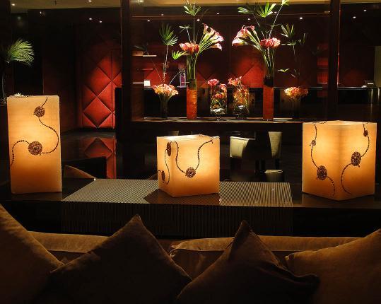 Декоративные светильники из воска - Pedro Miguel производства Pedro Miguel купить в онлайн магазине beau-vivant.com