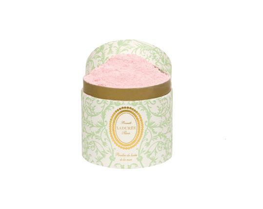 Пудра для ванны à la rose производства Ladurée купить в онлайн магазине beau-vivant.com
