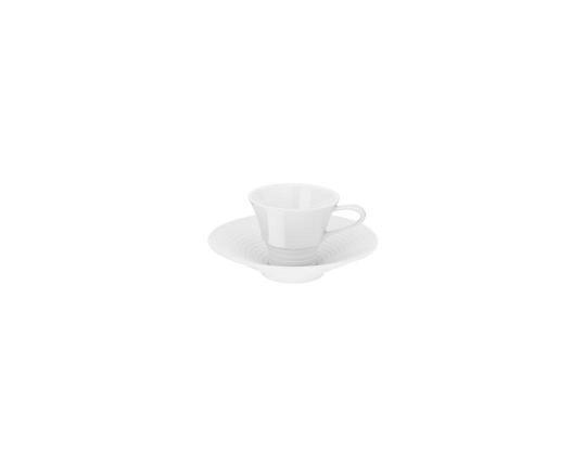 Чашка с блюдцем Pulse 50 мл производства Hering Berlin купить в онлайн магазине beau-vivant.com