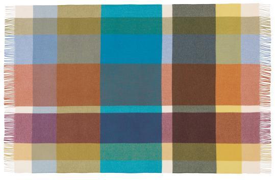 Шерстяной плед Riva (201)  производства Eagle Products купить в онлайн магазине beau-vivant.com