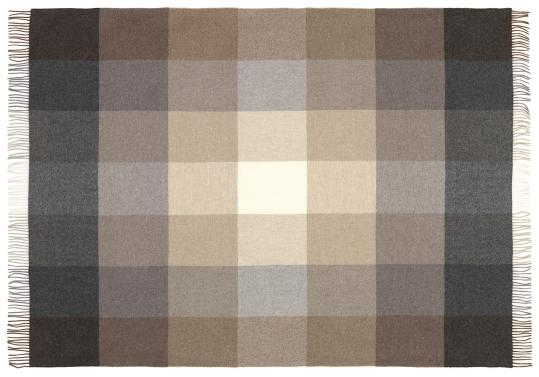Шерстяной плед Riva (202)  производства Eagle Products купить в онлайн магазине beau-vivant.com