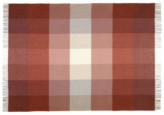 Шерстяной плед Riva (204)  производства Eagle Products купить в онлайн магазине beau-vivant.com