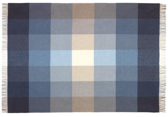 Шерстяной плед Riva (205)  производства Eagle Products купить в онлайн магазине beau-vivant.com