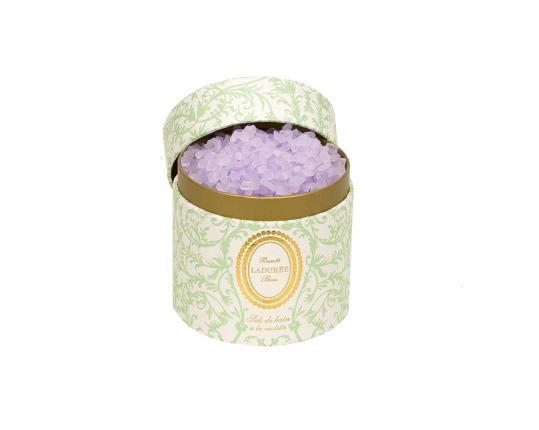 Соль для ванны à la violette производства Ladurée купить в онлайн магазине beau-vivant.com