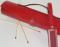 Спичечница Rouge  - купить в онлайн магазине beau-vivant.com