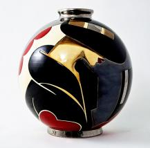 Шарообразная ваза Suzy 38 см